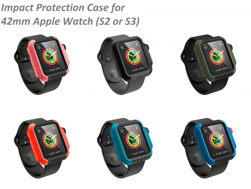 Catalyst - Impact Protection Case for 42mm Apple Watch (S2 or S3)