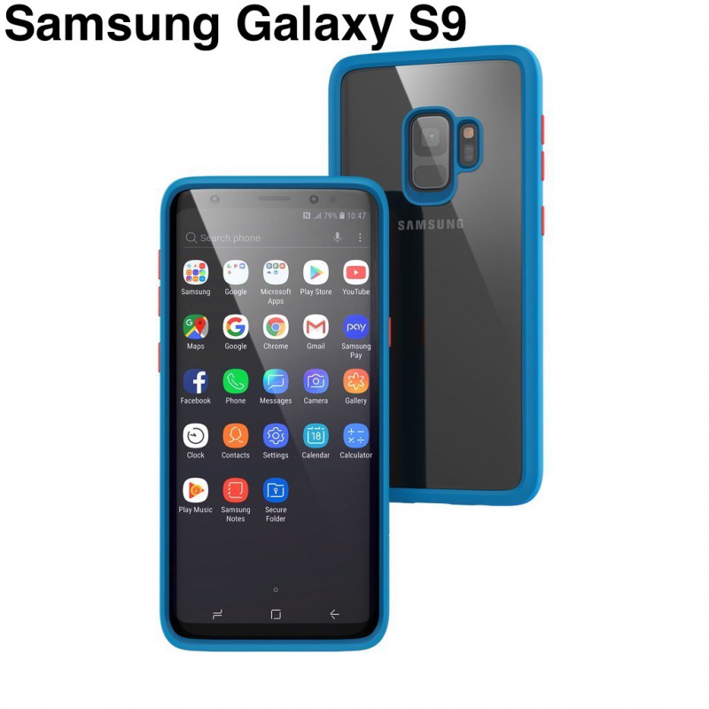 Catalyst - Impact Protection Case for Samsung Galaxy S9