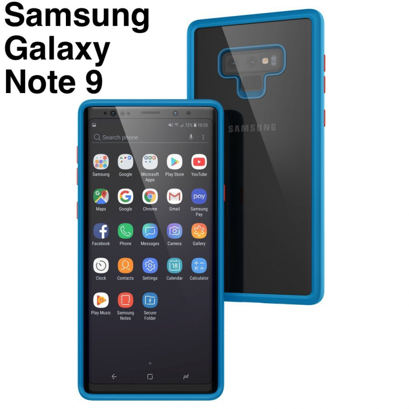 Catalyst - Impact Protection Case for Samsung Galaxy Note 9