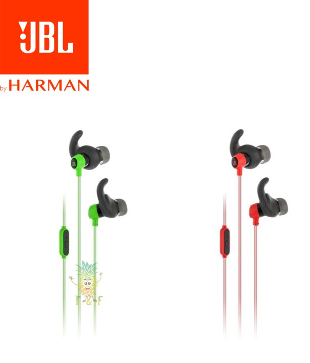 JBL - Reflect Mini 3.5mm 運動耳機