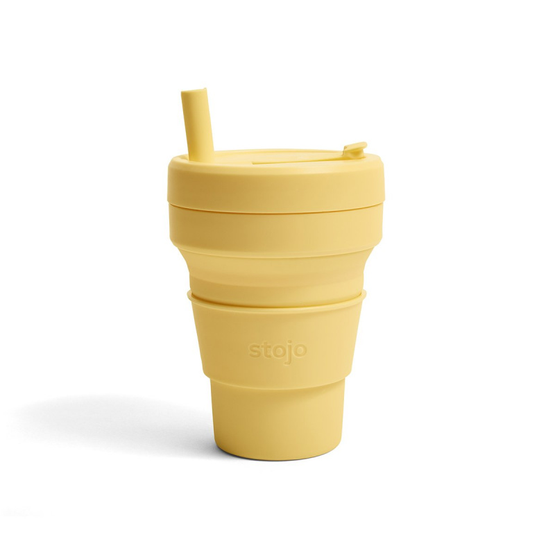 Stojo Biggie 可壓縮口袋杯470mL - 特別版