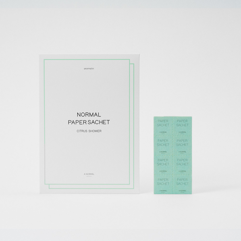 韓國Anormal Normal Paper Sachet 衣物香氣小包