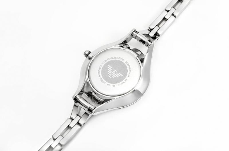 Emporio Armani AR11167 女士大理石紋手鍊錶