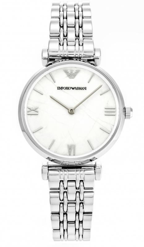 Emporio Armani AR11170 女士大理石紋手錶