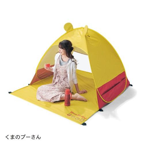 日本Disney米奇/小熊維尼速開帳篷 [3款]