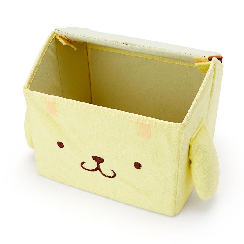 日本SANRIO 布甸狗收納箱
