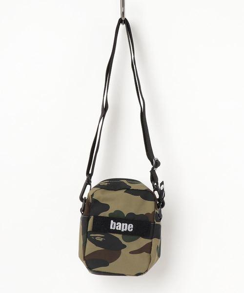 日本A BATHING APE SHOULDER BAG [2色]