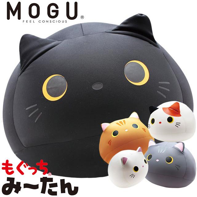 日本MOGU貓貓咕臣坐墊攬枕 [5款]