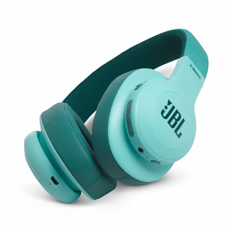 JBL - E55BT 有線/藍牙 頭戴式耳機
