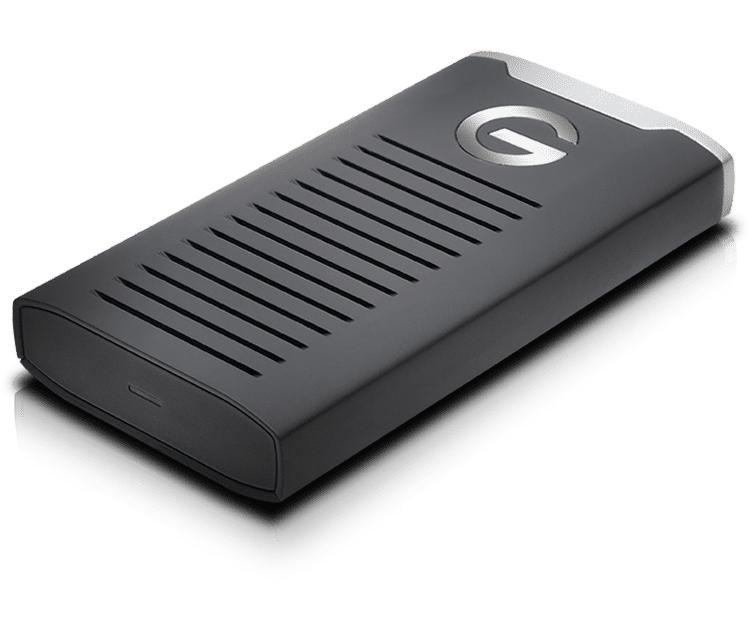 G-Technology G-Drive Mobile SSD R-Series 500GB(行貨5年保養)