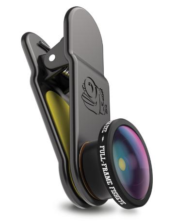 Black Eye Pro Series Full-Frame Fisheye