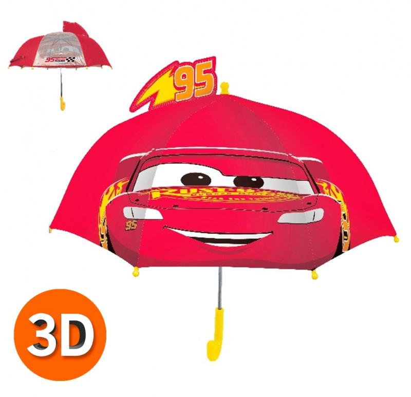 Disney迪士尼 --3D兒童雨傘