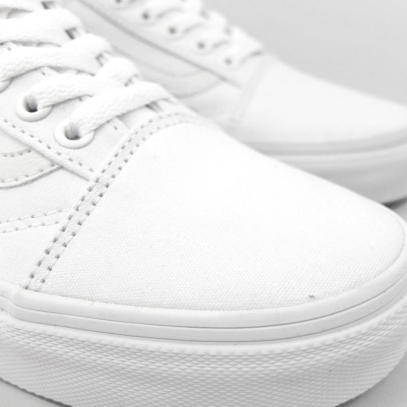 Vans Old Skool OG Classic 女裝鞋 [白色]