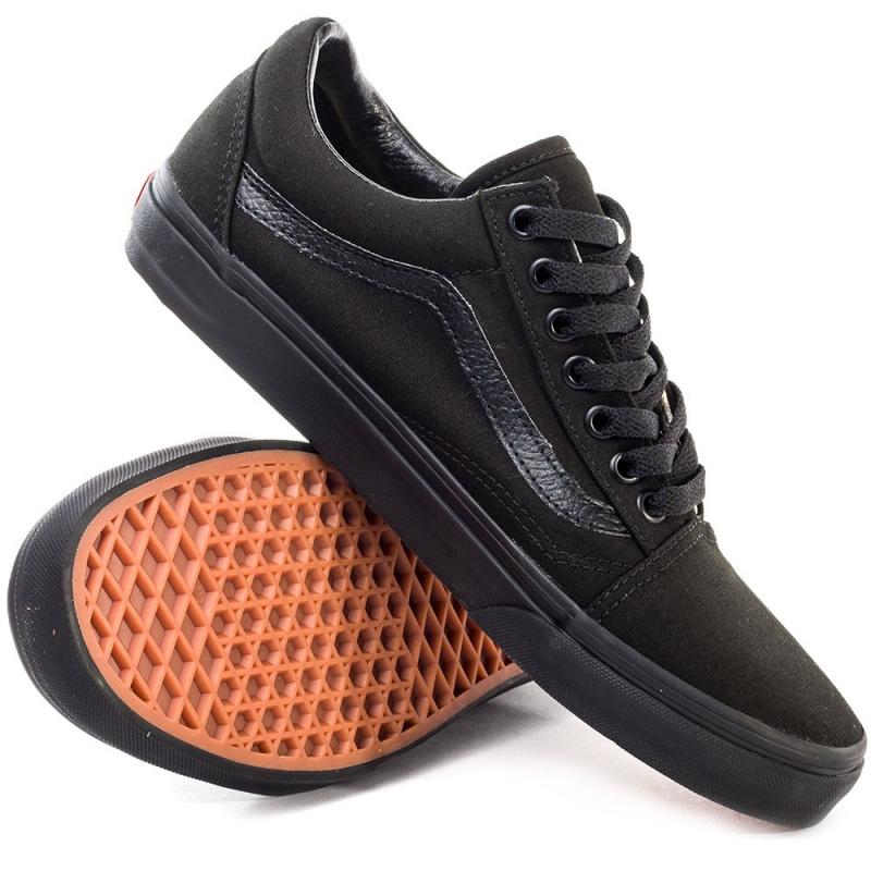 Vans Old Skool OG Classic 女裝鞋 [黑色]