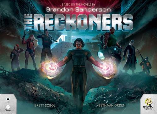 審判者傳奇 - The Reckoners