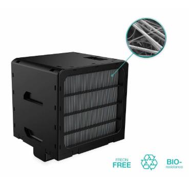 Evapolar evaCHILL 小型流動冷氣機第三代 EV-500 專用濾蕊盒