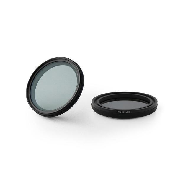 bitplay M52偏光鏡 (僅適用HD高階鏡頭)