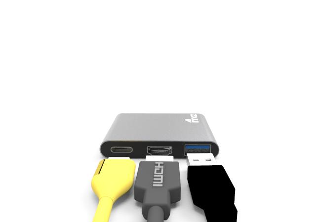 Innoz InnoZone C3 3合1 Data Hub