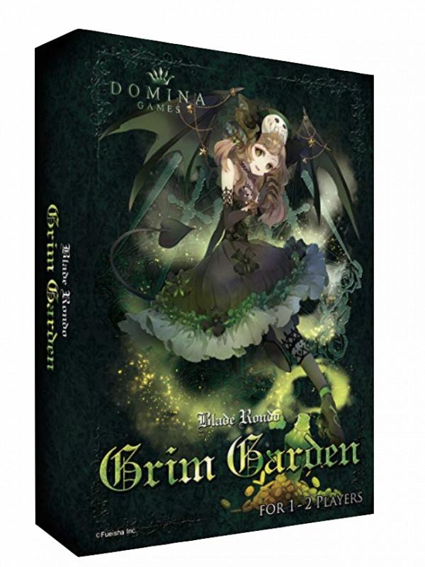 Blade Rondo - Grim Garden (ブレイドロンド グリムガーデン 独立型拡張セット)