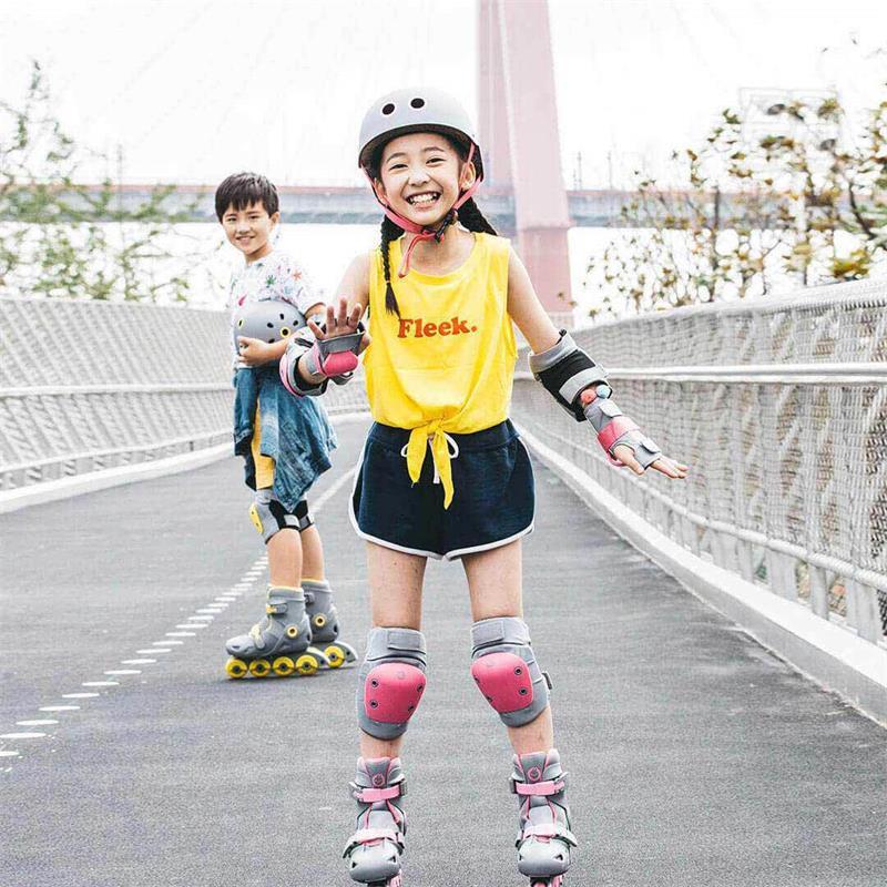 小米 小尋兒童頭盔運單護具組合