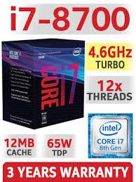 i7-8700/16G DDR4/240G SSD高速文書組合