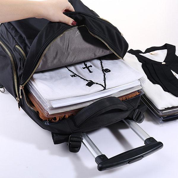 TSK 創意收納疊衣板 (10個裝)