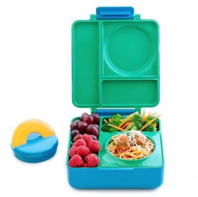 美國 Omiebox 冷熱保溫三層防漏餐盒 [5色]