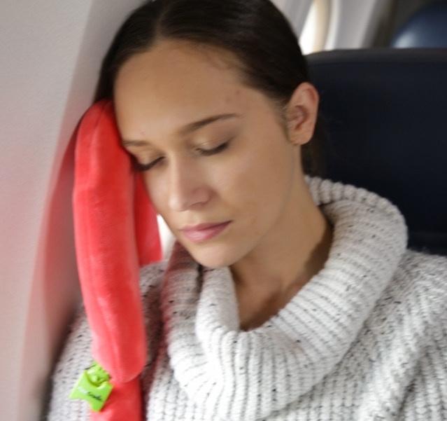 美國 FaceCradle Wanderlust 多功能旅行頸枕