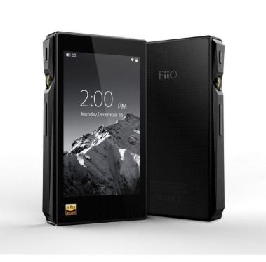 Fiio - X5III 第三代+ Fiio F9耳機 Android專業隨身Hi-Fi音樂播放器-BLACK 【香港原廠行貨保養】