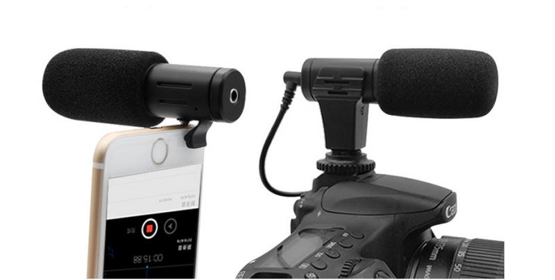 電話相機專用咪高峰[3.5mm插頭]