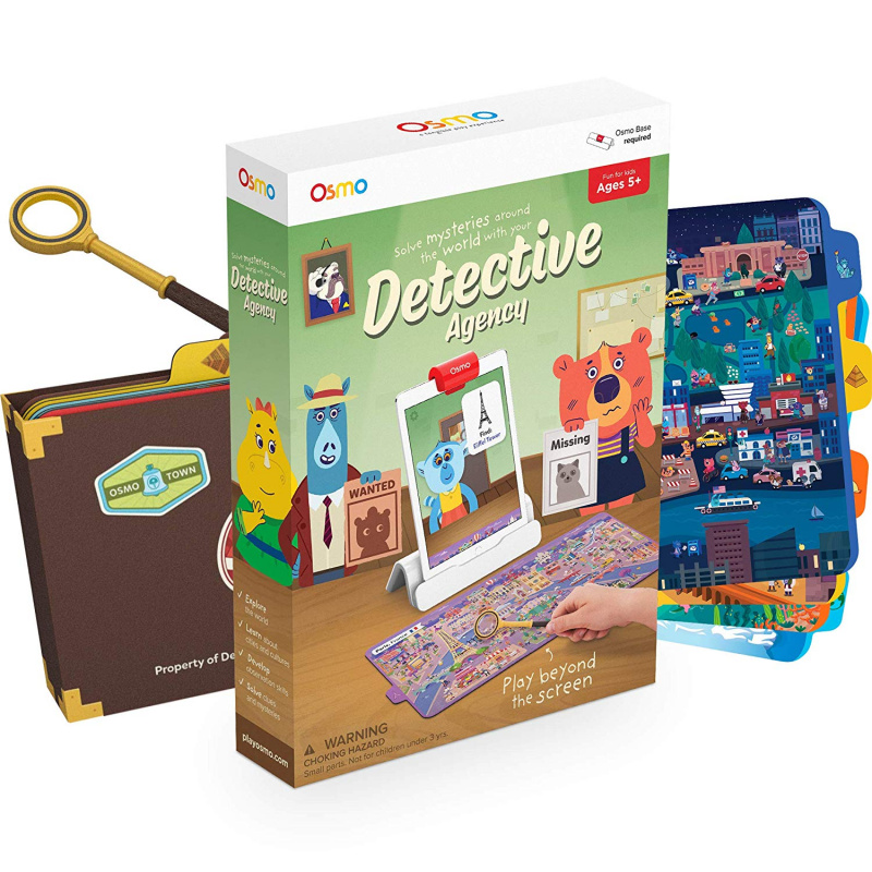 OSMO - Detective Agency Search & Find Mystery Game