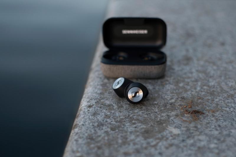 Sennheiser Momentum 真無線藍牙耳機