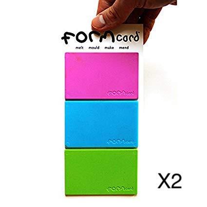 FORMcard 安全萬用黏土修補卡