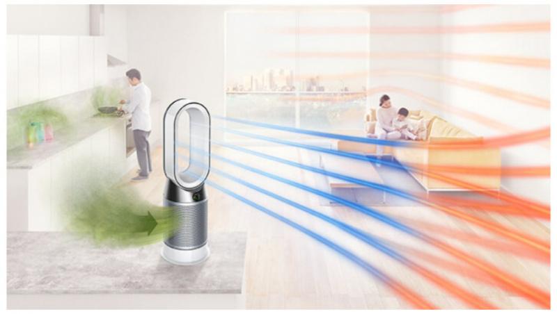 Dyson Pure Hot+Cool™ HP04 三合一風扇暖風空氣清新機