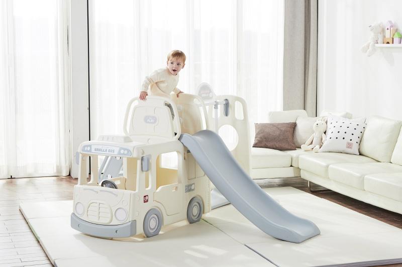 Little Pony X Yaya 3合1巴士滑梯