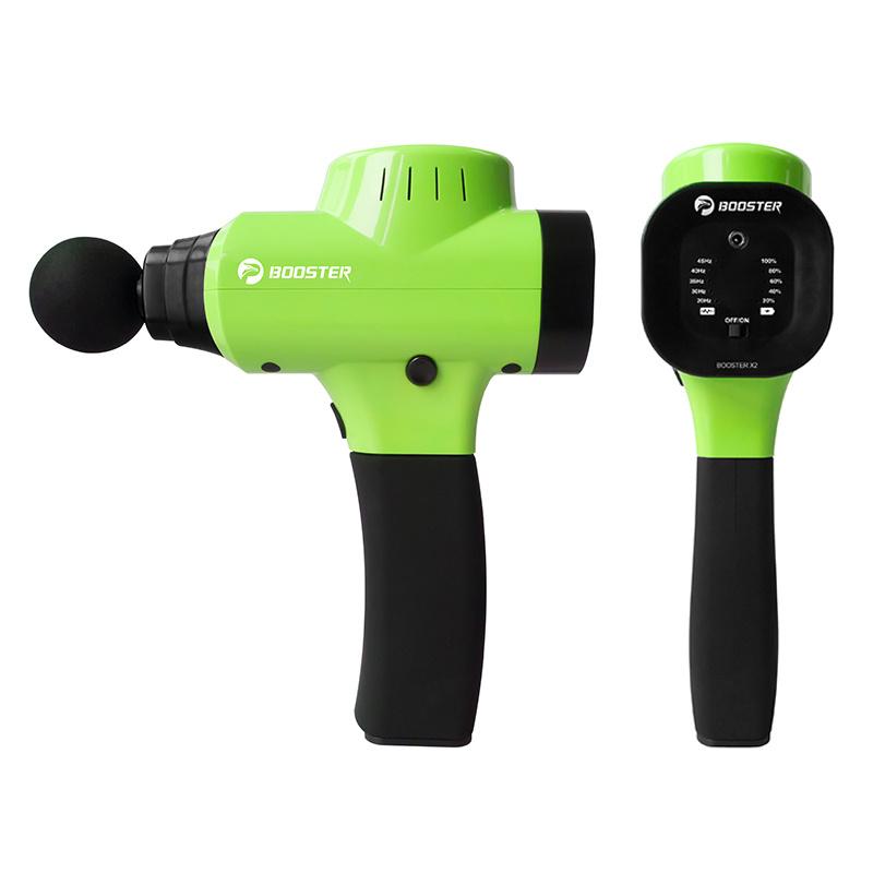 Booster X2 升級版可調式振動肌肉按摩槍[5色]