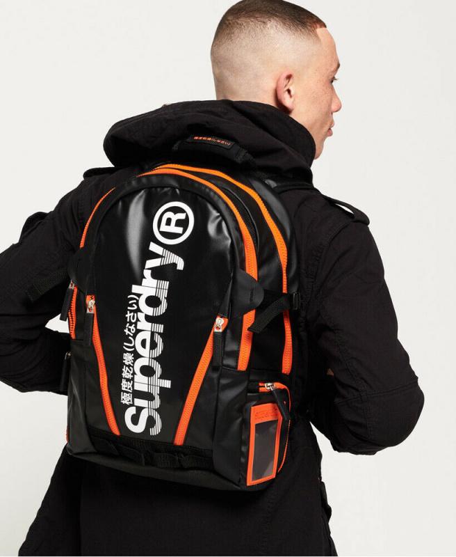 Superdry Tarp 標誌背囊 [3色]