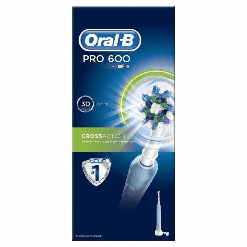 Oral B Prof. P600 充電電動牙刷