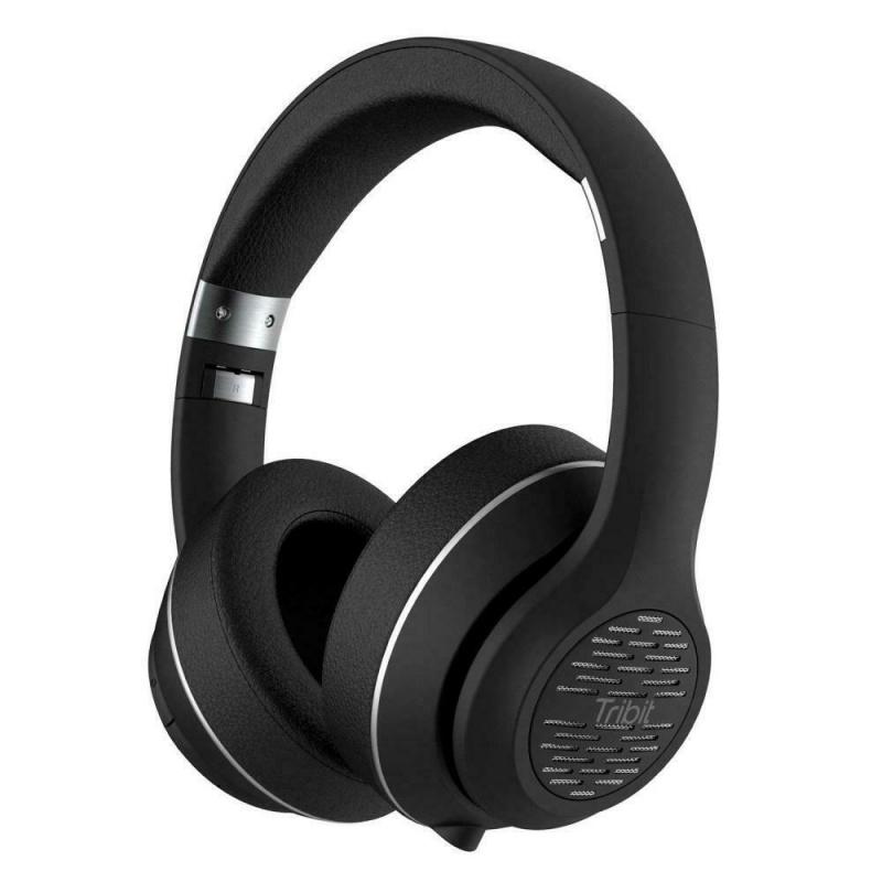 Tribit XFree Tune 真無線藍牙頭戴式耳機 [黑色]