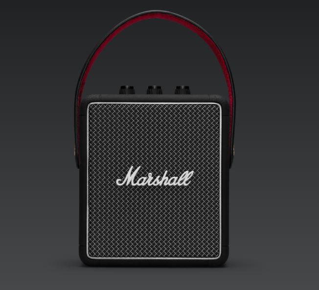 MARSHALL Stockwell II 攜帶式藍牙喇叭 行貨 [2色] 新色 啡皮