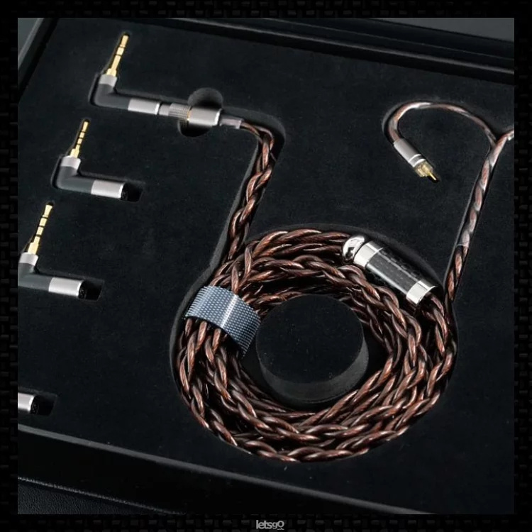 Dunu [磐] 耳機全能升級線 2.5/3.5/4.4 CM/MMCX