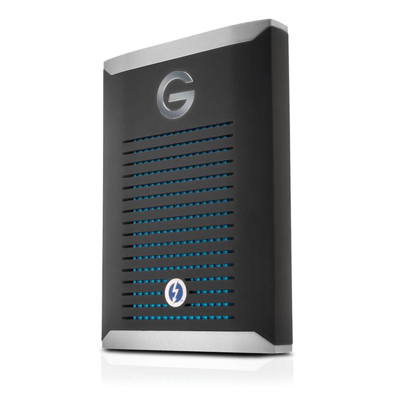 G-DRIVE mobile Pro Thunderbolt 3 SSD 500GB (行貨5年保養)