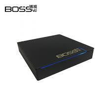 Boss TV - 博視盒子V2 二代 4K HDMI 1080p