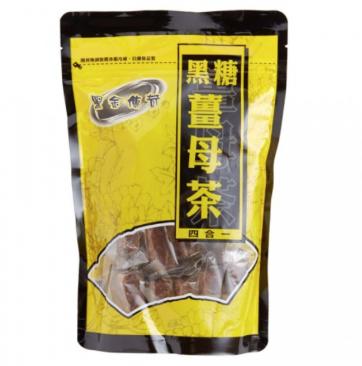 黑金傳奇 - 黑糖四合一薑母茶 480g