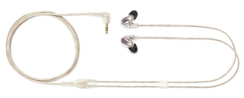 SHURE - SE846 Sound Isolating™隔音耳機 透明 (平行進口)