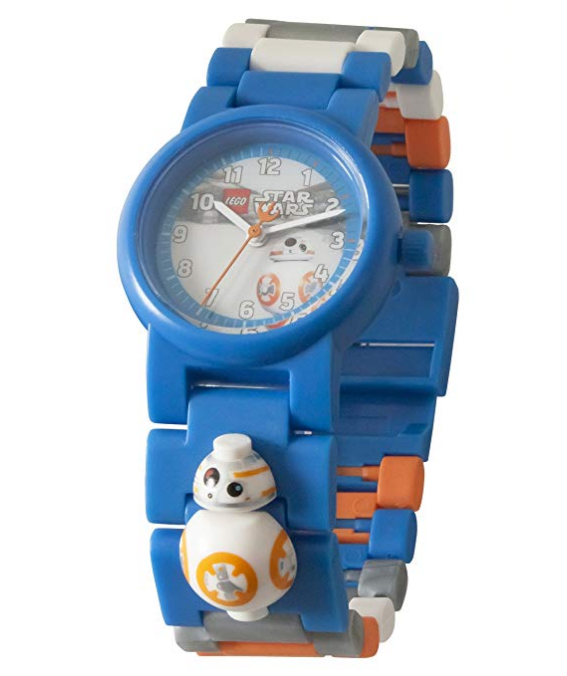 Lego 樂高 星球大戰系列 - BB-8 手錶