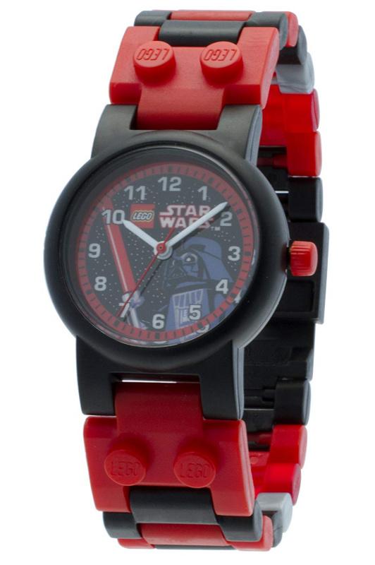 Lego 樂高 星球大戰系列 - 黑武士 Darth Vader 手錶