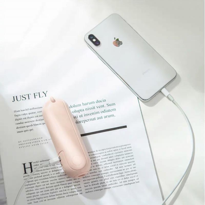 專利產品 Bear Bear Mini 迷你掌上多功能風扇