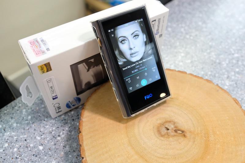 Fiio - M9便攜高清無損音樂播放器