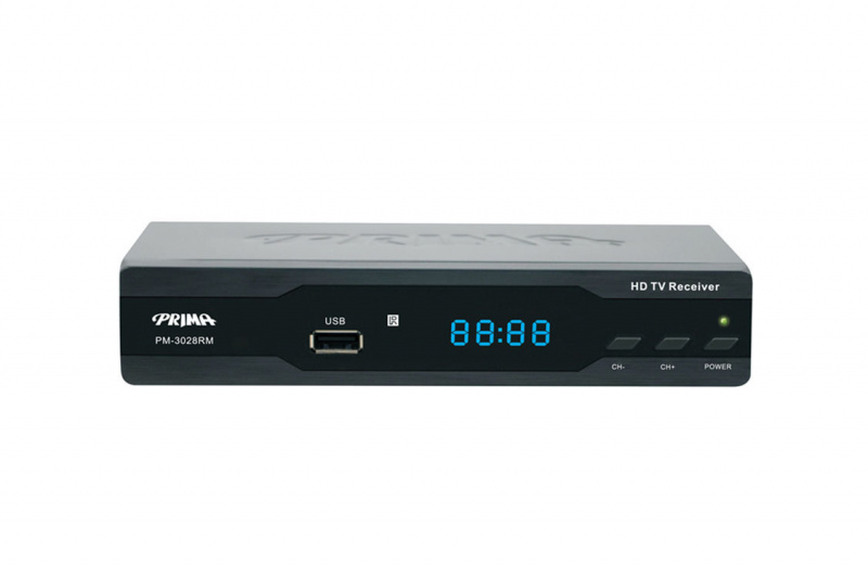 PRIMA - 高清機頂盒 - PM-3028RM